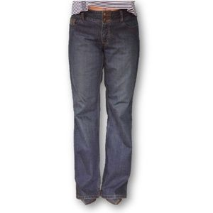 CAbi Contemporary Fit Boot Cut Jeans Size 10 54077